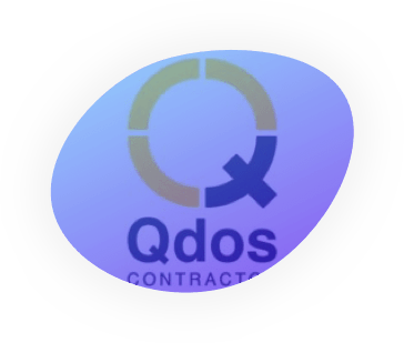 Qdos Contractors logo